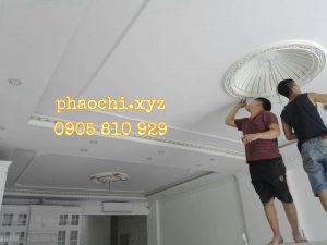 Thi công Phào chỉ Đà Nẵng