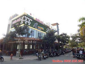 thiết kế nhà hàng Đà Nẵng