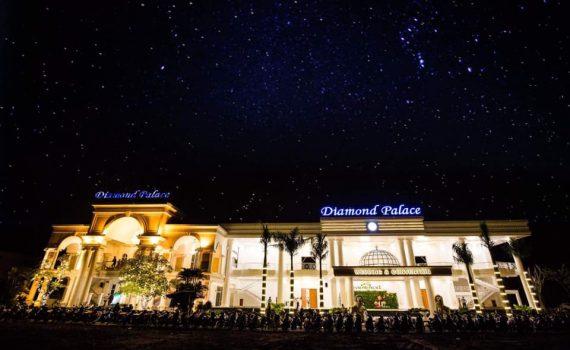 phào chỉ Đà Nẵng - Nhà hàng Diamond Palace Quảng NGãi